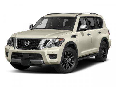 2017 Nissan Armada for sale at BMW OF ORLAND PARK in Orland Park IL