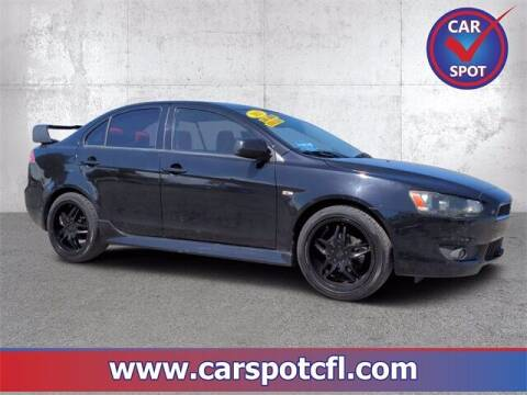 2011 Mitsubishi Lancer for sale at Car Spot Of Central Florida in Melbourne FL