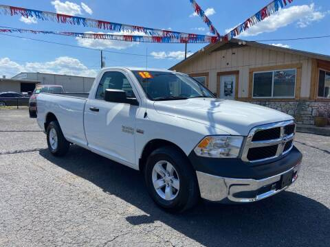 2018 RAM Ram Pickup 1500 for sale at The Trading Post in San Marcos TX