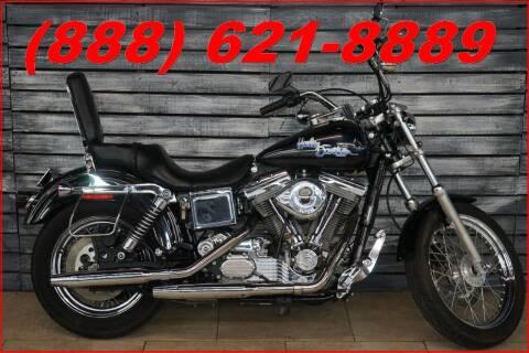 1998 Harley-Davidson Dyna for sale at AZautorv.com in Mesa AZ