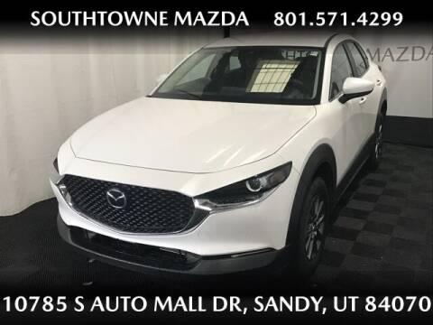 2020 Mazda CX-30 for sale at Southtowne Mazda of Sandy in Sandy UT