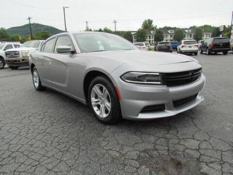 2016 Dodge Charger for sale at Hibriten Auto Mart in Lenoir NC