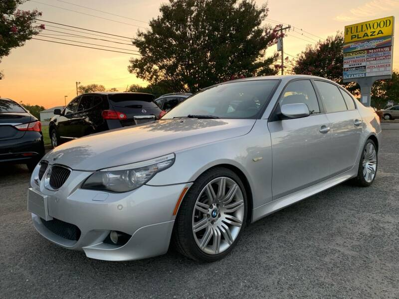 2008 BMW 5 Series for sale at 5 Star Auto in Matthews NC