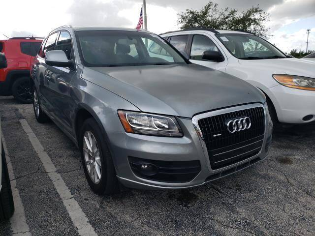 2010 Audi Q5 for sale at Mike Auto Sales in West Palm Beach FL