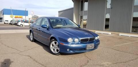2002 Jaguar X-Type for sale at EXPRESS AUTO GROUP in Phoenix AZ