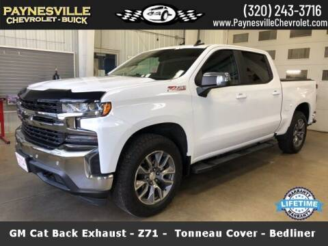 2021 Chevrolet Silverado 1500 for sale at Paynesville Chevrolet Buick in Paynesville MN