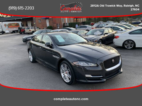 2017 Jaguar XJ for sale at Complete Auto Center , Inc in Raleigh NC