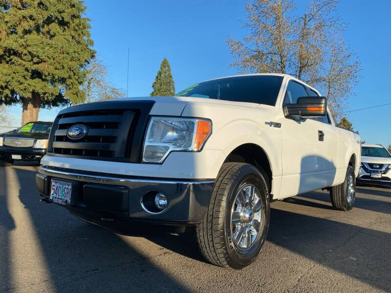2011 Ford F-150 for sale at Pacific Auto LLC in Woodburn OR