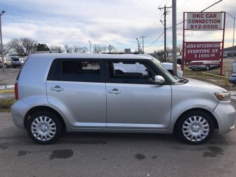 2008 Scion xB for sale at OKC CAR CONNECTION in Oklahoma City OK