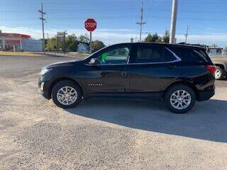 2020 Chevrolet Equinox for sale at J & S Auto in Downs KS