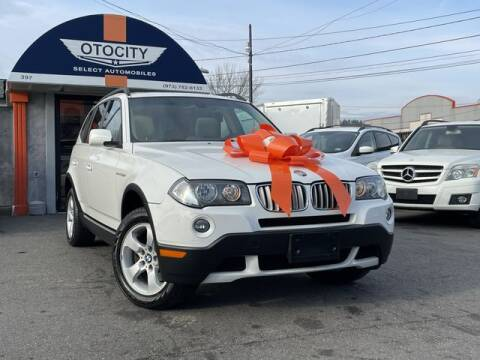 2007 BMW X3 for sale at OTOCITY in Totowa NJ