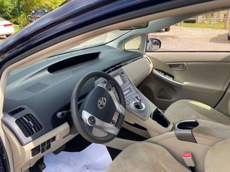 2013 Toyota Prius Five 4dr Hatchback - Oklahoma City OK