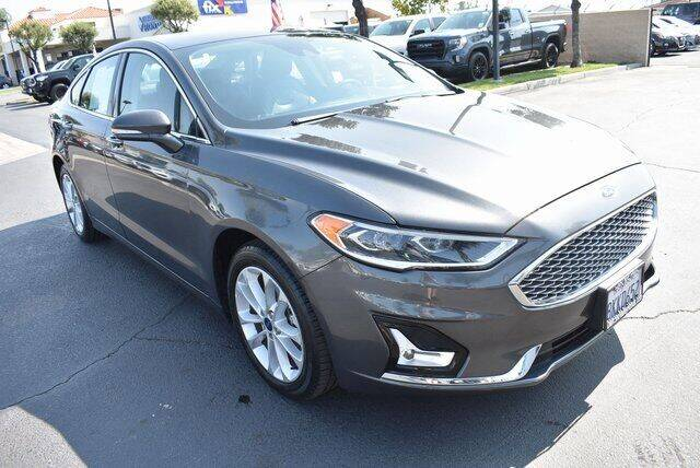 2019 Ford Fusion Energi for sale in Hemet, CA