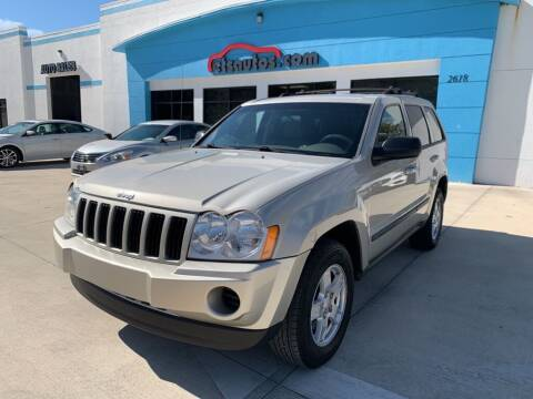 2007 Jeep Grand Cherokee for sale at ETS Autos Inc in Sanford FL