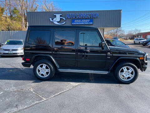 2002 Mercedes-Benz G-Class for sale at JC AUTO CONNECTION LLC in Jefferson City MO