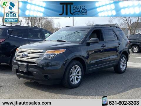 2015 Ford Explorer for sale at JTL Auto Inc in Selden NY