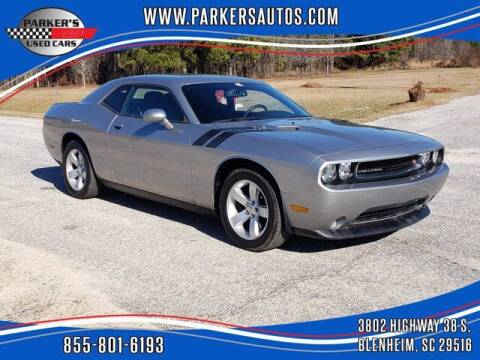 2011 Dodge Challenger for sale at Parker's Used Cars in Blenheim SC