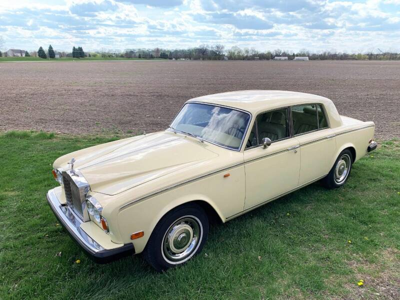 1975 Rolls-Royce Silver Shadow for sale in Crystal Lake, IL