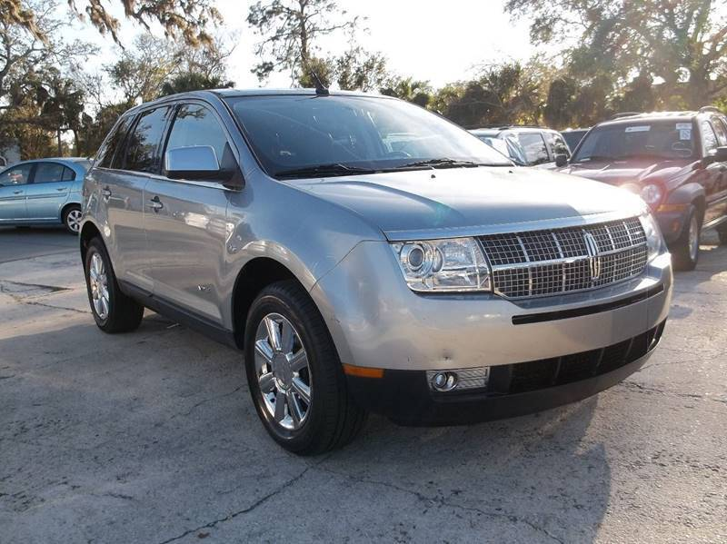 2007 Lincoln MKX for sale at Mike's Trucks & Cars in Port Orange FL
