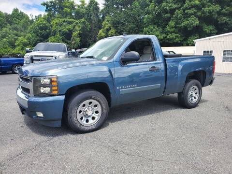 2008 Chevrolet Silverado 1500 for sale at Brown's Used Auto in Belmont NC