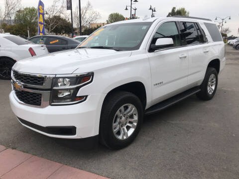 2019 Chevrolet Tahoe for sale at Soledad Auto Sales in Soledad CA