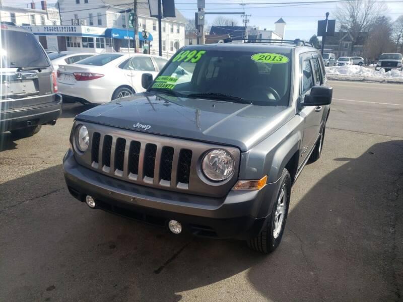 2013 Jeep Patriot for sale at TC Auto Repair and Sales Inc in Abington MA