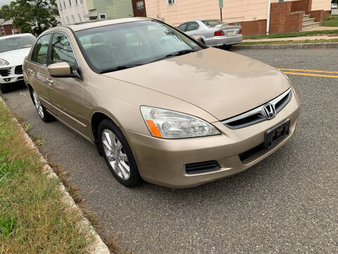 2006 Honda Accord for sale at Big T's Auto Sales in Belleville NJ