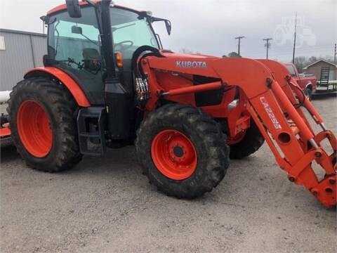 2018 Kubota M6-141 for sale at Vehicle Network - Barnes Equipment in Sims NC