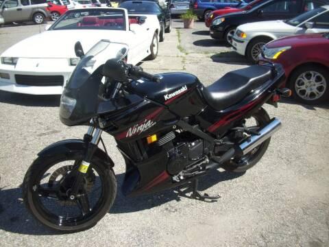 2007 Kawasaki Ninja 500R