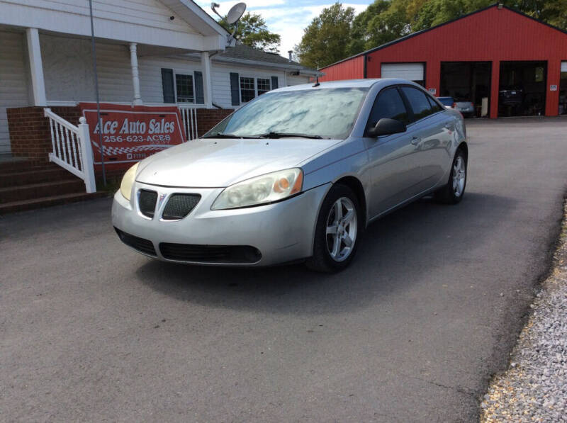 2008 Pontiac G6 for sale at Ace Auto Sales - $1200 DOWN PAYMENTS in Fyffe AL
