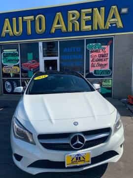 2014 Mercedes-Benz CLA for sale at Auto Arena in Fairfield OH
