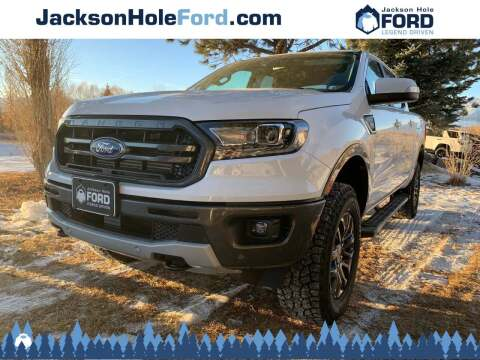 2020 Ford Ranger for sale at Jackson Hole Ford of Alpine in Alpine WY