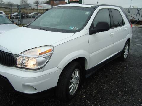 2006 Buick Rendezvous for sale at Branch Avenue Auto Auction in Clinton MD