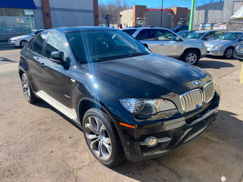 2011 BMW X6 for sale at Polonia Auto Sales and Service in Hyde Park MA