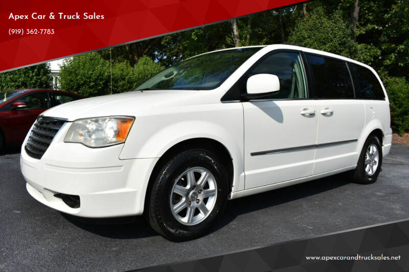 2010 Chrysler Town and Country for sale at Apex Car & Truck Sales in Apex NC