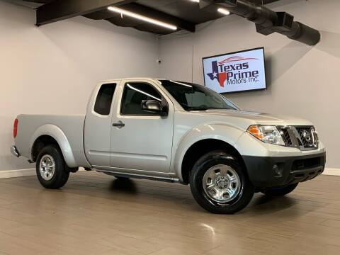 2014 Nissan Frontier for sale at Texas Prime Motors in Houston TX