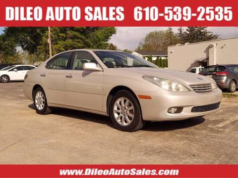 2002 Lexus ES 300 for sale at Dileo Auto Sales in Norristown PA