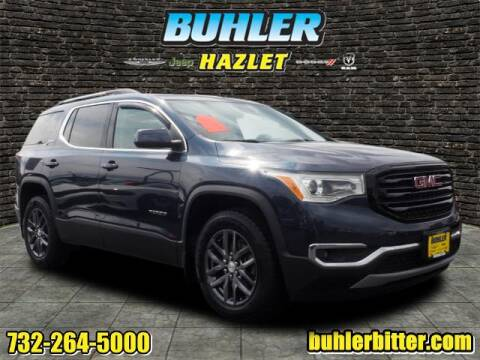 2018 GMC Acadia for sale at Buhler and Bitter Chrysler Jeep in Hazlet NJ