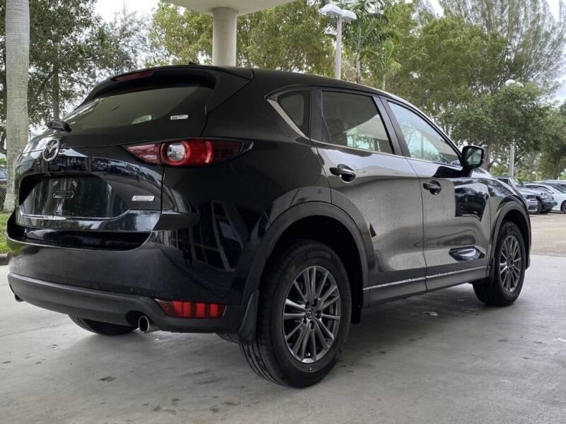 2017 Mazda CX-5 Sport 4dr SUV - Davie FL
