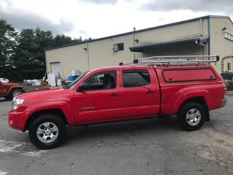 2008 Toyota Tacoma for sale at ABC Auto Sales (Culpeper) in Culpeper VA