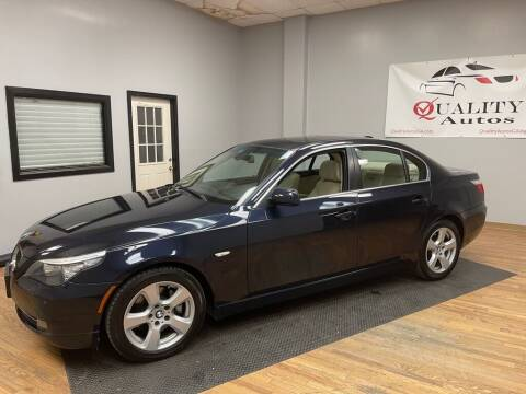 2008 BMW 5 Series for sale at Quality Autos in Marietta GA
