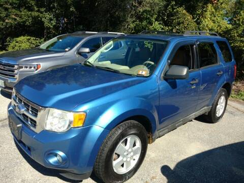 2009 Ford Escape for sale at Auto Brokers of Milford in Milford NH