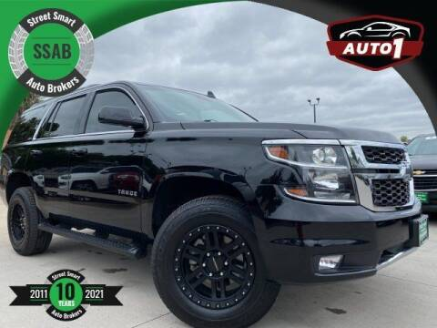 2017 Chevrolet Tahoe for sale at Street Smart Auto Brokers in Colorado Springs CO