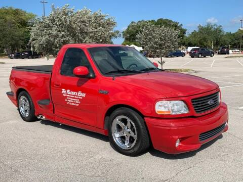 2003 Ford F-150 SVT Lightning for sale at Goval Auto Sales in Pompano Beach FL