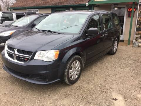 2014 Dodge Grand Caravan for sale at Mobile-tronics Auto Sales in Kenockee MI