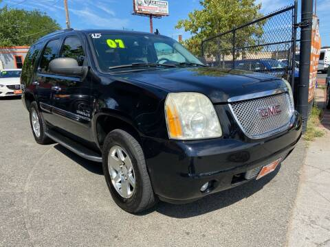 2007 GMC Yukon for sale at TOP SHELF AUTOMOTIVE in Newark NJ