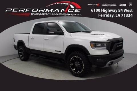 2019 RAM Ram Pickup 1500 for sale at Performance Dodge Chrysler Jeep in Ferriday LA