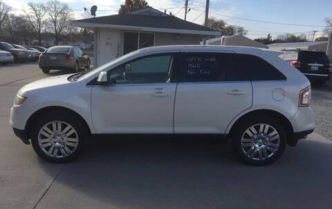 2008 Ford Edge for sale at 6th Street Auto Sales in Marshalltown IA