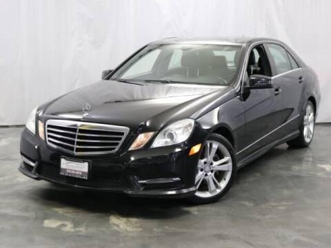 2013 Mercedes-Benz E-Class for sale at United Auto Exchange in Addison IL