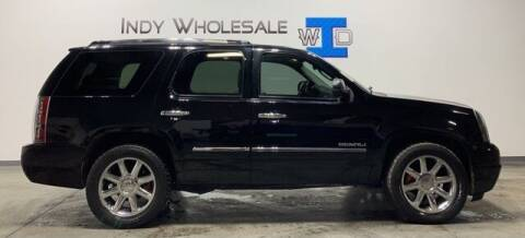 2013 GMC Yukon for sale at Indy Wholesale Direct in Carmel IN